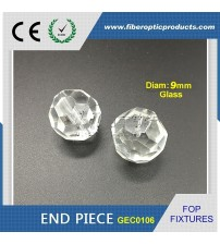 Fiber Optic Glass End Fixture GEC0106