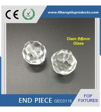 Fiber Optic Glass End Fixture GEC0116