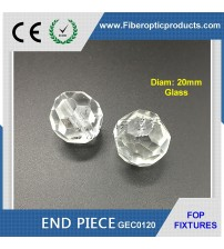 Fiber Optic Glass End Fixture GEC0120