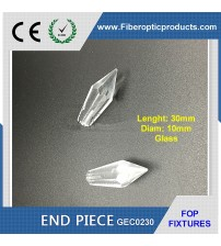 Fiber Optic Glass End Fixture GEC0230