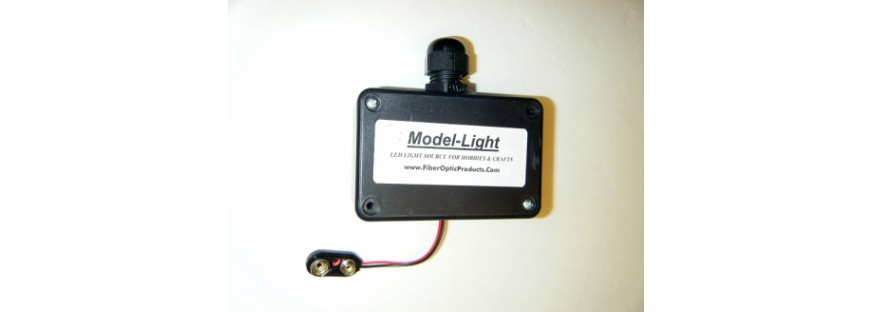 Model Light LED