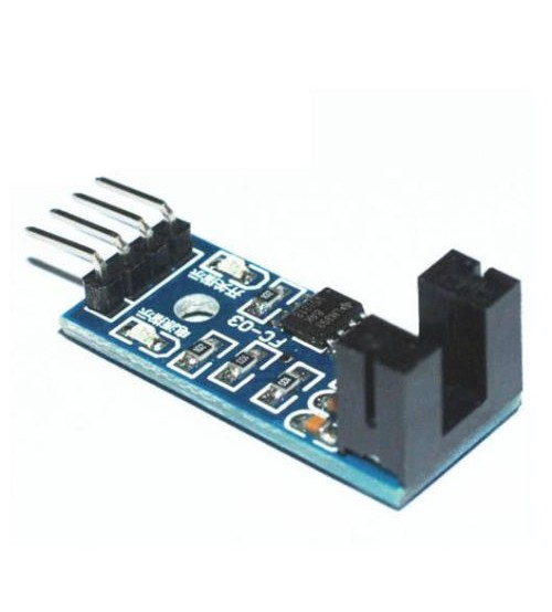 Slot-type Optocoupler Module Speed Measuring Sensor module