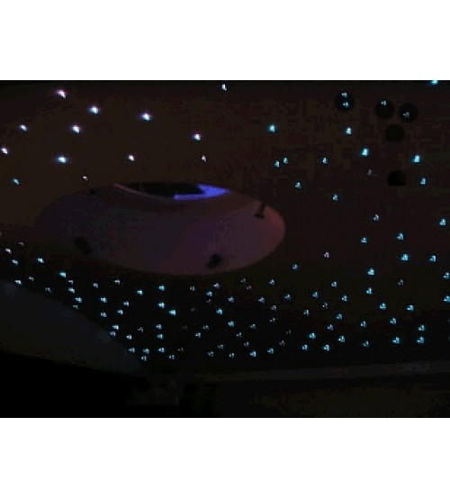 Build Your Own Fiber Optic Star Ceiling Kit