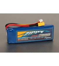 Zippy 2800mAh 3S 30C Lipo Pack