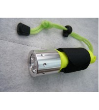 1600 Lumen Diving Torch Flashlight Lamp Waterproof Light w/ Wristband