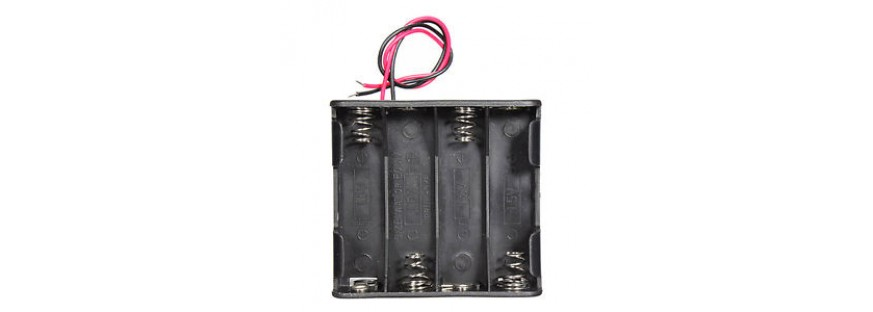 Battery Holders and Snaps