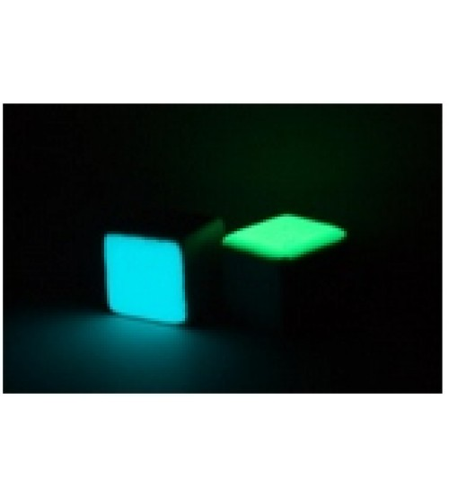 Glow In The Dark Mini Tiles GREEN