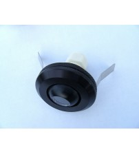 Swivel Downlight Fixture Black