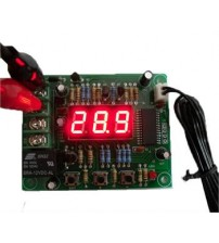 Digital thermostat Cool Heat Temperature Controller DC 12V -50-110℃