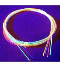 Multi 1500 .060 or 1.5mm Fluorescent Fiber Pack - Gun and Archery Sight