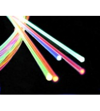 1.5mm or .060 Fluorescent Fiber Red 3ft - Gun and Archery Sight