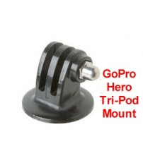 GoPro Hero Tri-Pod Mounts