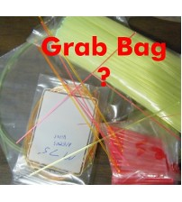 Fluorescent Fiber Grab Bag