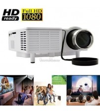 HD Home Theater Multimedia LCD LED Projector 1080P HDMI