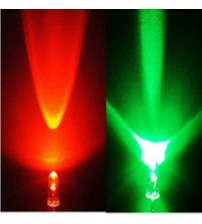 5mm Red / Green Bi-Color Flash Flashing LED