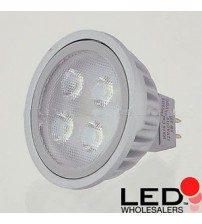 MR16 LED White Led Bulb 12 VDC