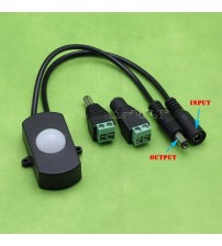 Automatic MINI Infrared Motion Sensor Switch DC 5V to 24V 4 AMP