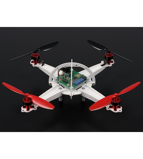 Plug and Play Micro-Quad Brushless