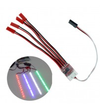 4 Axis Quadcopter Multirotor Airplane FPV LED Switch 12-22 Volts