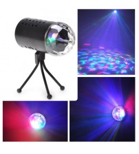 Mini RGB LED Projector DJ Disco Stage Light Party