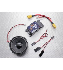 Plug N Play Aircraft Engine Sound Module System