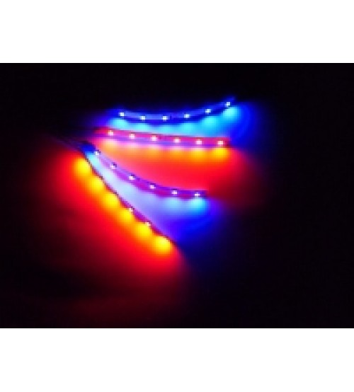 RC Lighting System Red-Blue
