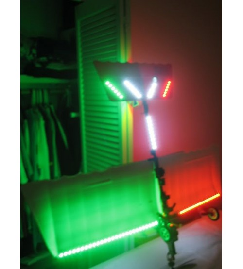 RC Lighting System Red-Green