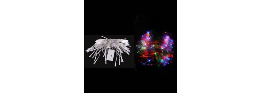 Fiber Optic LED String Lights