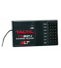 Tactic TR624 2.4Ghz 6CH Receiver