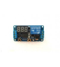 Digital Delay Timer Control Switch Module PLC Home Automation DC 12V