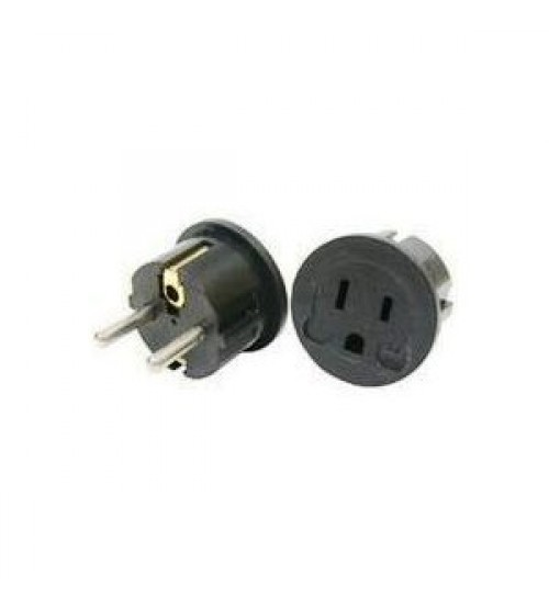Grounded Europe Adapter