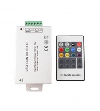 RGB Dimmer and Controller 12 - 24 VDC