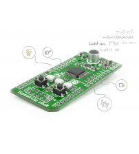 SpeakUp Speech recognition click board.